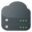 Store Cloud Database Icon