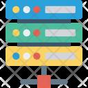 Server Data Center Database Icon