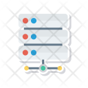 Server Database Share Icon