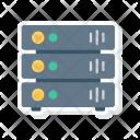 Server Storage Hardware Icon