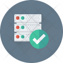 Server Database Checked Icon