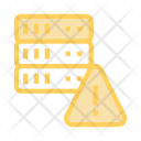 Exclamation Warning Datacenter Icon