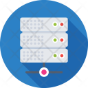 Server Database Hosting Icon