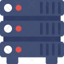 Server Networking Database Icon