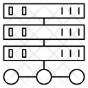 Server Network Mainframe Icon
