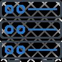 Server Backup Datacenter Icon