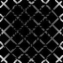 Rackmount Server Storage Icon