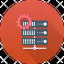 Server Settings Cogwheel Icon