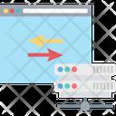 Server Backup Backup Solutions Icon