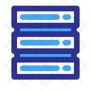 Cloud Files Server Icon