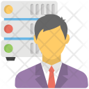 Server Administrator Network Icon