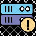 Server Alert Icon