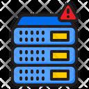 Server Alert Server Warning Server Icon