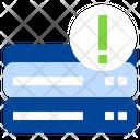 Server Alert Server Warning Server Error Icon
