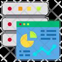Web Data Server Icon