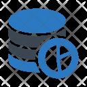 Server Graph Storage Icon