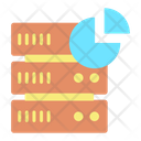 Iserver Pie Chart Server Analysis Chart Database Analysis Chart Icon