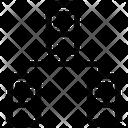Hosting Rack Server Icon