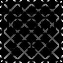 Server Architecture Internet Icon