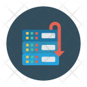 Server Backup Storage Icon