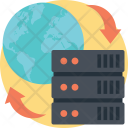 Server Backup Data Icon
