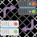 Server Backup Hosting Icon