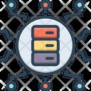 Server Big Data Icon