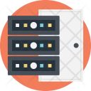 Server Cabinets Network Icon