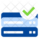 Server Check Server Approved Checked Icon
