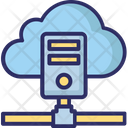 Cloud Computing Cloud Network Server Cloud Icon