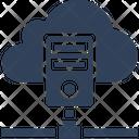 Server Cloud Icon