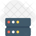Cloud Computing Network Icon