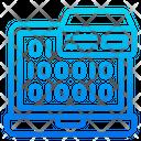 Server Coding Icon