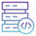 Server Coding Programming Database Icon