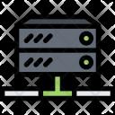 Server Computer Data Icon