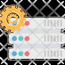 Server Configure Network Setting Server Configuration Icon