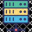 Database Network Server Server Icon