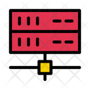 Server Network Sharing Icon