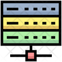 Server Connection Databse Connection Server Icon