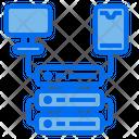 Storage Media Data Technology Icon