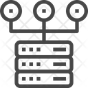 Server Connection Server Networks Icon