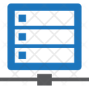 Server Connection Database Connection Server Network Icon