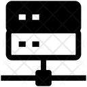 Server Connection Connection Database Icon