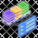 Server Content Icon