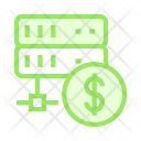 Dollar Cash Storage Icon