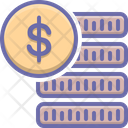 Doller Currency Finance Icon