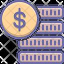 Server cost Icon