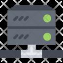 Server Data Computer Icon