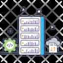 Server Development Icon