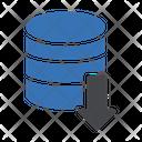 Download Storage Data Icon